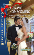 A Bravo Homecoming (Mills & Boon Silhouette)