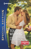 Texas Wedding (Mills & Boon Silhouette)