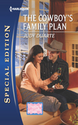 The Cowboy's Family Plan (Mills & Boon Silhouette)