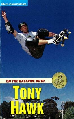 On the Halfpipe with...Tony Hawk