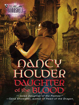 Daughter of the Blood (Mills & Boon Silhouette)