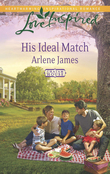 His Ideal Match (Mills & Boon Love Inspired) (Chatam House, Book 7)