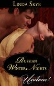 Russian Winter Nights (Mills & Boon Historical Undone)