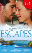 Luxury Escapes: A Mistake, A Prince and A Pregnancy / Hired by Her Husband / Captured and Crowned (Mills & Boon M&B)