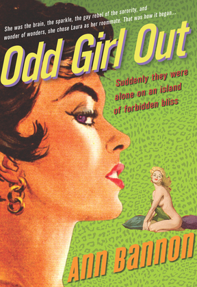 Odd Girl Out (Mills & Boon Spice)