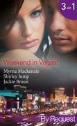 Weekend in Vegas!: Saving Cinderella! (Girls' Weekend in Vegas, Book 1) / Vegas Pregnancy Surprise (Girls' Weekend in Vegas, Book 2) / Inconveniently Wed! (Girls' Weekend in Vegas, Book 3) (Mills & Boon By Request)