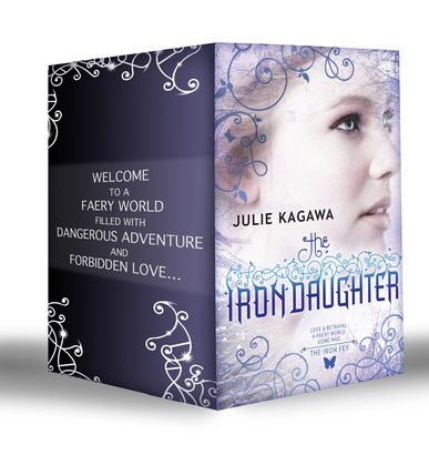 Iron Fey: The Iron King / Winter's Passage / The Iron Daughter / The Iron Queen / Summer's Crossing / The Iron Knight / Iron's Prophecy / The Lost Prince / The Iron Traitor (Mills & Boon e-Book Collections)