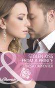 Stolen Kiss From a Prince (Mills & Boon Cherish)