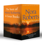 Best Of Nora Roberts Books 1-6: The Art of Deception / Lessons Learned / Mind Over Matter / Risky Business / Second Nature / Unfinished Business (Mills & Boon e-Book Collections)