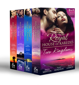 The Royal House Of Karedes Collection Books 1-12 (Mills & Boon e-Book Collections)