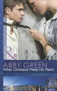 When Christakos Meets His Match (Mills & Boon Modern) (Blood Brothers, Book 2)