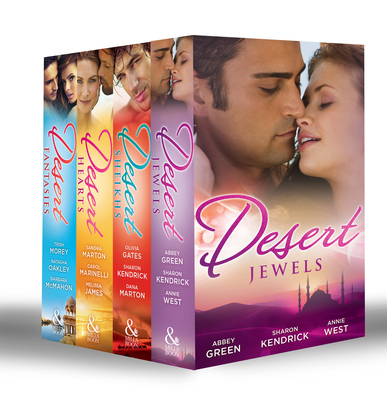 Desert Jewels Collection (Mills & Boon e-Book Collections)