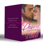 Desert Jewels & Rising Stars (Mills & Boon e-Book Collections)