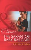 The Sarantos Baby Bargain (Mills & Boon Desire)