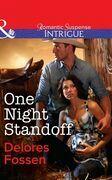 One Night Standoff (Mills & Boon Intrigue)