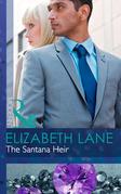 The Santana Heir (Mills & Boon Modern) (Billionaires and Babies, Book 36)