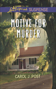 Motive for Murder (Mills & Boon Love Inspired Suspense)
