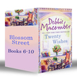 Blossom Street Bundle (Book 6-10): Twenty Wishes / Summer on Blossom Street / Hannah's List / A Turn in the Road / Thursdays At Eight (Mills & Boon e-Book Collections)