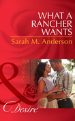 What a Rancher Wants (Mills & Boon Desire) (Texas Cattleman's Club: The Missing Mogul, Book 8)