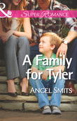 A Family for Tyler (Mills & Boon Superromance) (A Chair at the Hawkins Table, Book 1)