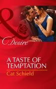 A Taste of Temptation (Mills & Boon Desire)