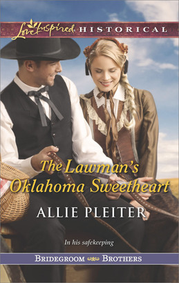 The Lawman's Oklahoma Sweetheart (Mills & Boon Love Inspired Historical) (Bridegroom Brothers, Book 3)