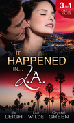 It Happened in L.A.: Ms Match / Shockingly Sensual / Playmates (Mills & Boon M&B)