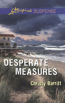 Desperate Measures (Mills & Boon Love Inspired Suspense)