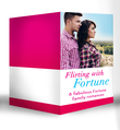 Flirting with Fortune: Happy New Year, Baby Fortune! / A Sweetheart for Jude Fortune / Lassoed by Fortune / A House Full of Fortunes! / Falling for Fortune / Fortune's Prince (Mills & Boon e-Book Collections) (Fortunes)
