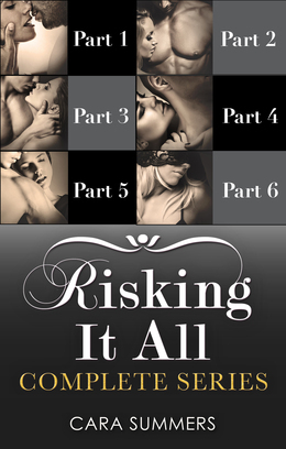Risking It All: The Proposition / The Dare / The Favour / The P.I. / The Cop / The Defender (Mills & Boon e-Book Collections) (The Complete Series, Book 16)