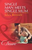 Single Man Meets Single Mum (Mills & Boon Desire) (Billionaires and Babies, Book 50)