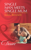 Single Man Meets Single Mum (Mills & Boon Desire) (Billionaires and Babies, Book 50)