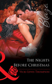 The Nights Before Christmas (Mills & Boon Blaze)