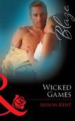 Wicked Games (Mills & Boon Blaze)