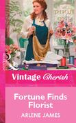 Fortune Finds Florist (Mills & Boon Vintage Cherish)