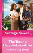 The Texan's Happily-Ever-After (Mills & Boon Vintage Cherish)