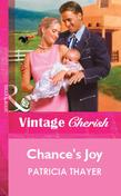 Chance's Joy (Mills & Boon Vintage Cherish)
