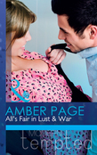 All's Fair in Lust & War (Mills & Boon Modern Tempted)