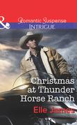Christmas at Thunder Horse Ranch (Mills & Boon Intrigue)