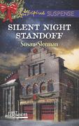Silent Night Standoff (Mills & Boon Love Inspired Suspense) (First Responders, Book 1)