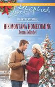 His Montana Homecoming (Mills & Boon Love Inspired) (Big Sky Centennial, Book 6)