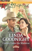 Cowboy Under the Mistletoe (Mills & Boon Love Inspired) (The Buchanons, Book 1)