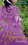 Pride in Regency Society: Wicked Captain, Wayward Wife / The Earl's Runaway Bride (Mills & Boon M&B)