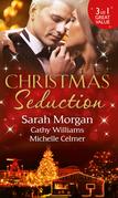Christmas Seduction: The Twelve Nights of Christmas / His Christmas Acquisition / Caroselli's Christmas Baby (Mills & Boon M&B)