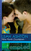 Nine Month Countdown (Mills & Boon Modern Tempted)