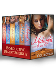 Midnight in the Desert Collection (Mills & Boon e-Book Collections)
