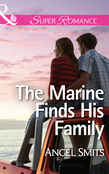 The Marine Finds His Family (Mills & Boon Superromance) (A Chair at the Hawkins Table, Book 2)