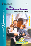 Her Honor-bound Lawman (Mills & Boon Silhouette)