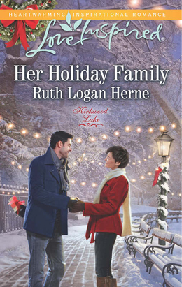 Her Holiday Family (Mills & Boon Love Inspired) (Kirkwood Lake, Book 5)