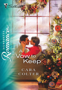 A Vow to Keep (Mills & Boon Silhouette)